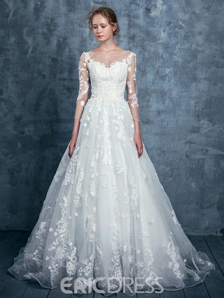 Wedding Dresses - Lovely Dresses
